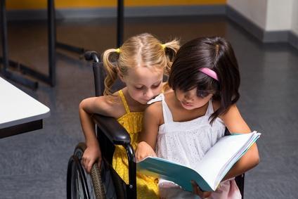 enfant handicap