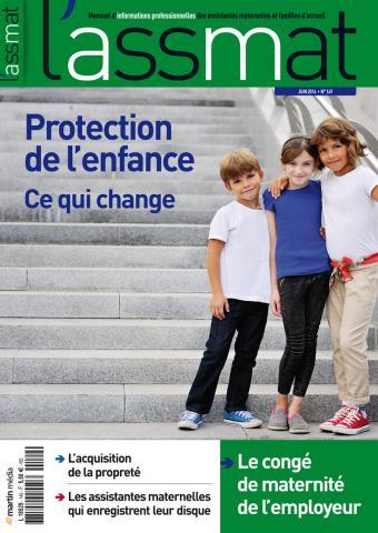 Protection de l'enfance : ce qui change