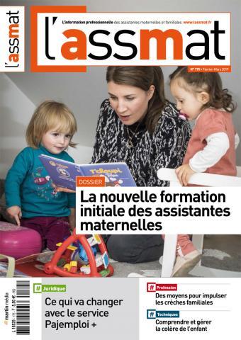 La nouvelle formation initiale des assistantes maternelles
