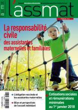 La responsabilité civile des assistantes maternelles et familiales