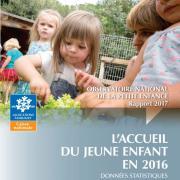En 2016, moins d'enfants et moins d'assistantes maternelles