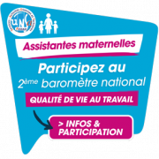 Qualité de vie au travail des assistantes maternelles