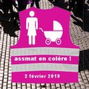 Réforme ARE: mobilisation nationale des assistantes maternelles