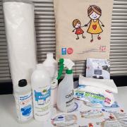 kits sanitaires assistantes maternelles