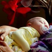 bercement bébé