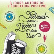 Cinquième édition du Festival de l'Ecole de la Vie