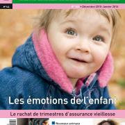 Les émotions de l'enfant