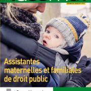 Assistantes maternelles et familiales de droit public
