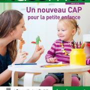 Un nouveau CAP pour la petite enfance