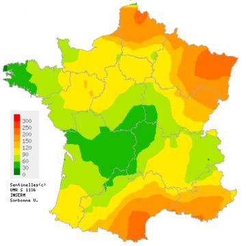épidémie gastro-entérite France