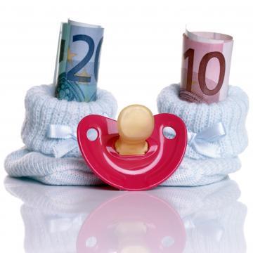 coût garde enfant