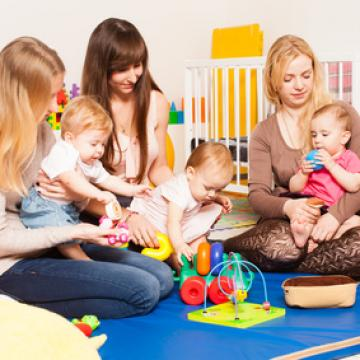 Maison assistantes maternelles