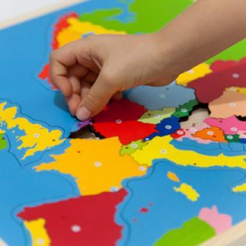 accueil de la petite enfance en Europe