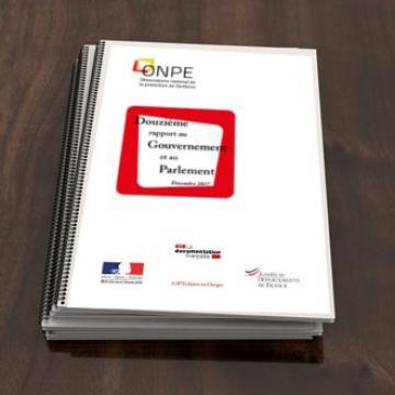ONPE, Douzième rapport au Parlement et au Gouvernement