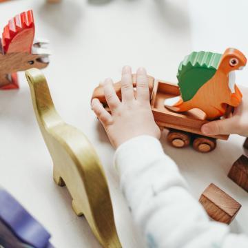 mixité des jouets