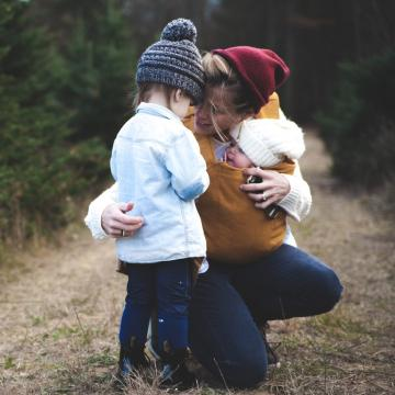 politique familiale garde enfants