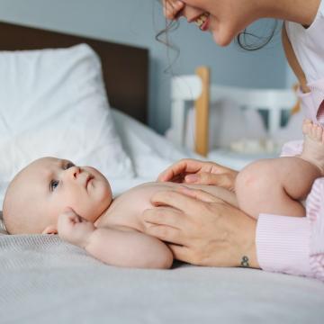 Bilingues ou non, les tout-petits sont accros au « parler bébé »