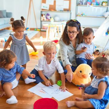 accueil petite enfance réforme HCFEA