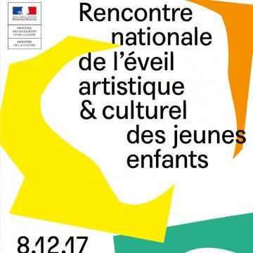Rencontre nationale de l'éveil artistique et culturel des jeunes enfants