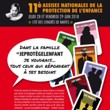 11è assises nationales de la protection de l'enfance