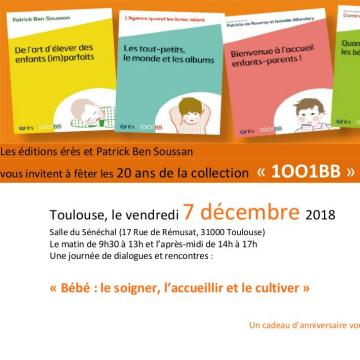 20 ans de la collection  «  1OO1BB  »