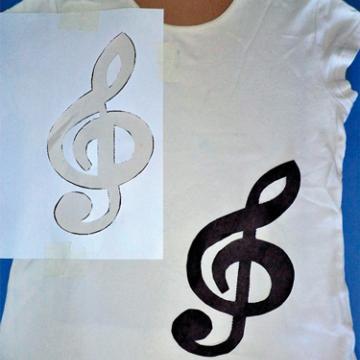 Etape 1 tunique musique