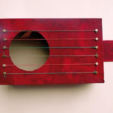 Etape 5 et 6 créer sa guitare