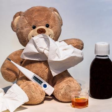 fièvre du bébé