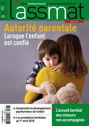 Autorité parentale. Lorsque l'enfant est confié