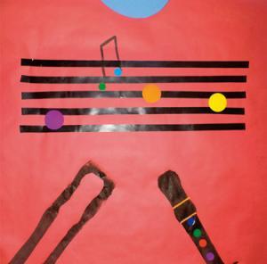 Variante 2 tunique musique